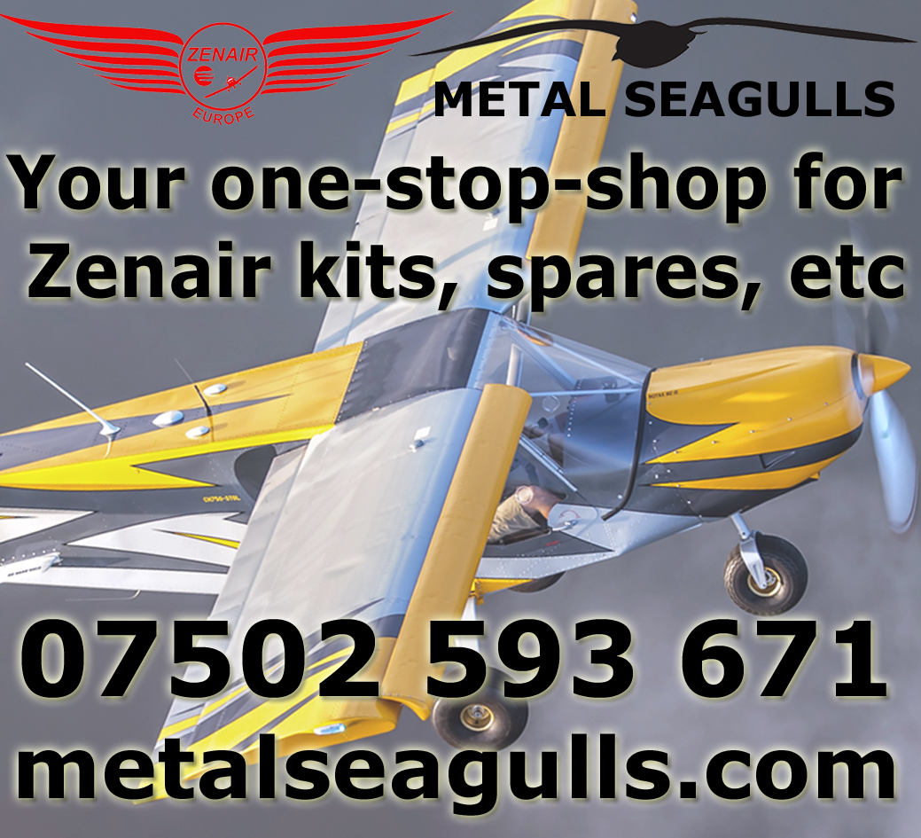 Zenair Metal Aircraft Kits